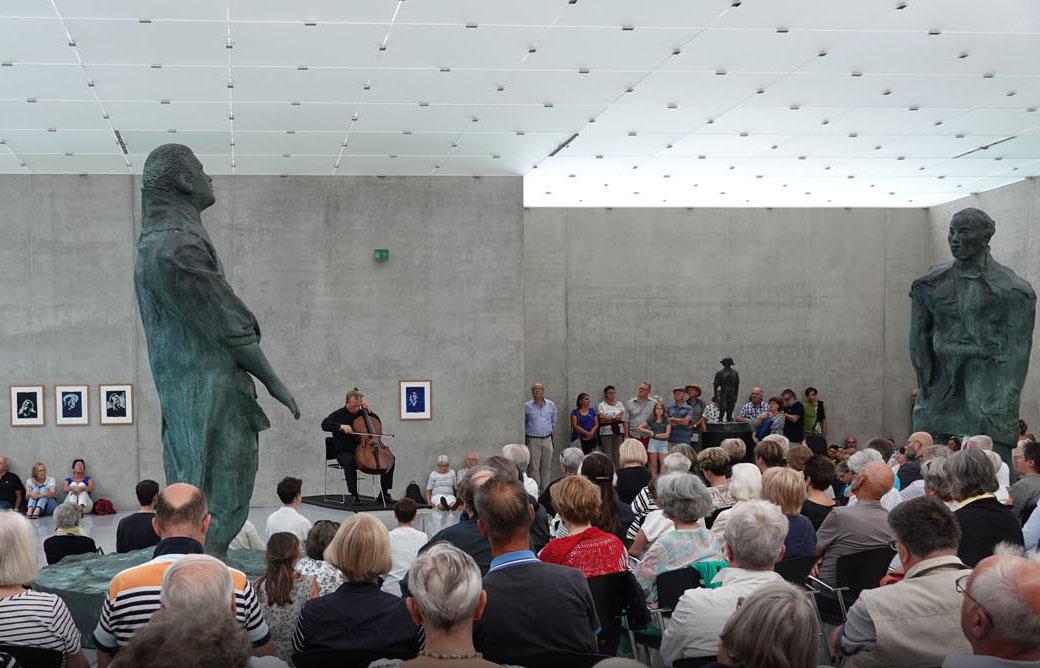 Konzert im Kunsthaus Bregenz